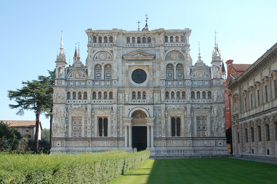 Certosa di Pavia - ViviPavia