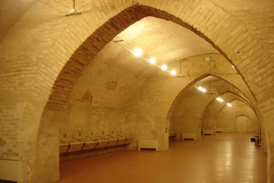 Stables of the Visconti Castle