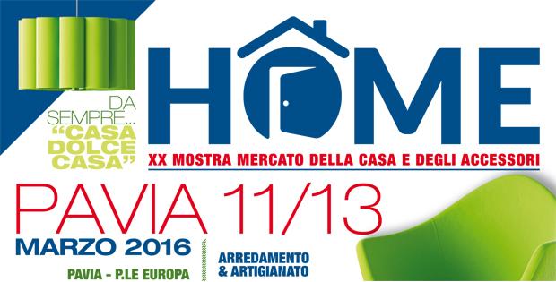 Home mostra mercato della casa e degli accessori vivipavia for Mostra della casa moderna udine