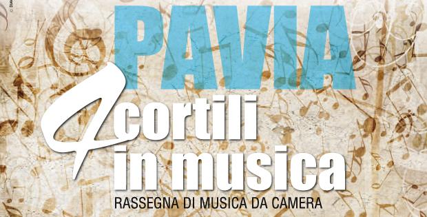4 cortili in musica rassegna di musica da camera vivipavia for Rassegna camera