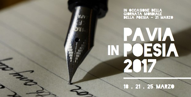 Pavia in Poesia 2017
