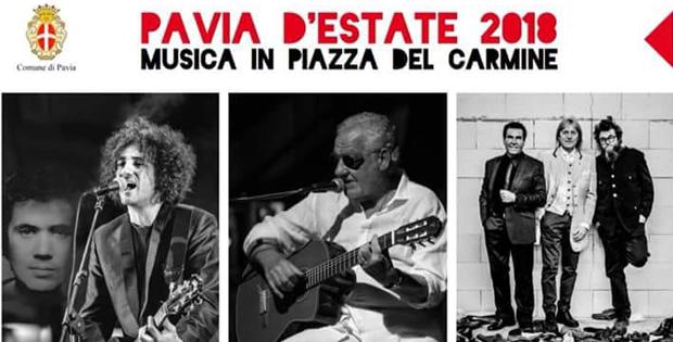 Pavia D'Estate 2018