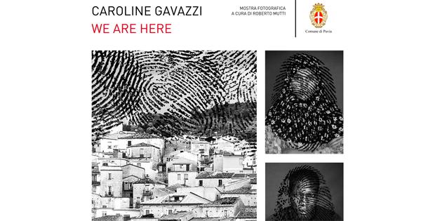 WE ARE HERE - CAROLINE GAVAZZI
