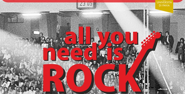 Immagine mostra fotografica All you need is ROCK