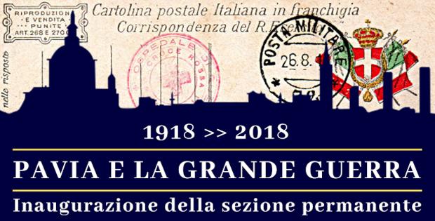 Pavia e la Grande Guerra