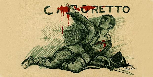Caporetto 1917. L'è el dì di Mort, alegher!