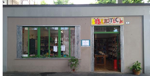 Incontri in Biblioteca - Massimo Marcotullio