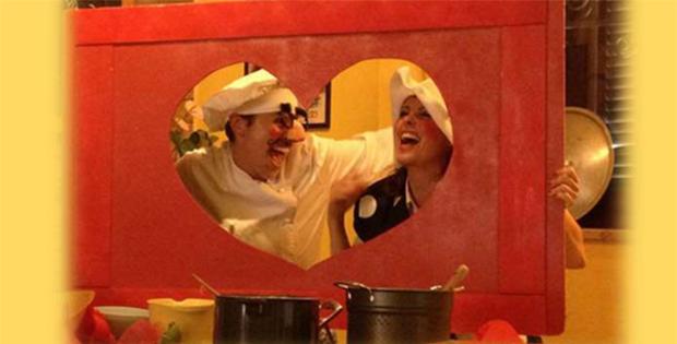 Un amore di cucina