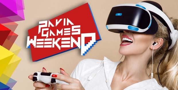 Pavia Games Weekend