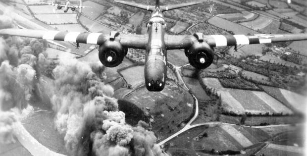 Bombe su Pavia. 1940-1945