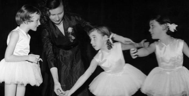 Elena Perri Loverdos, quando la Musica diventa Danza
