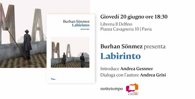 Burhan Sönmez - Labirinto - Nottetempo edizioni