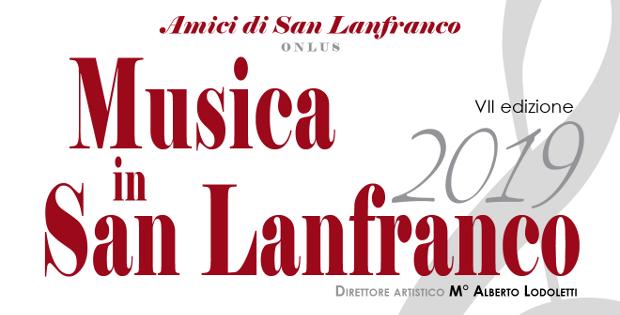 Musica in San Lanfranco 2019