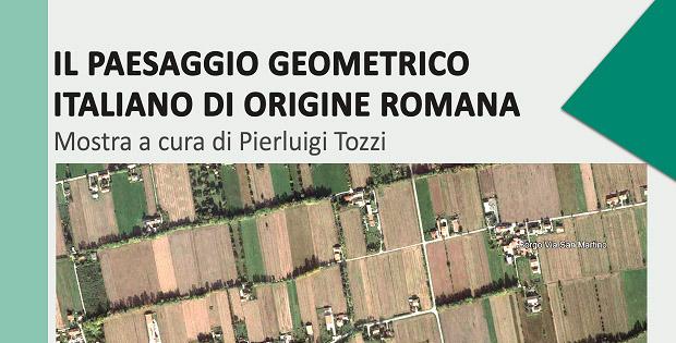 Il paesaggio geometrico italiano di origine Romana