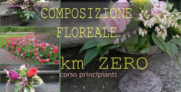 Corso di composizione floreale a chilometro zero