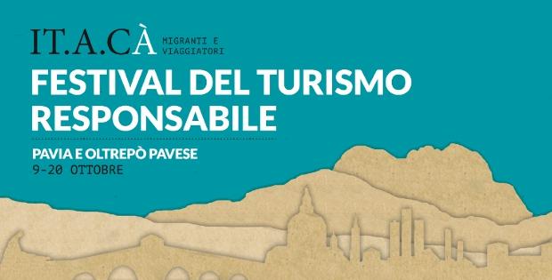 Festival del Turismo Responsabile IT.A.CÀ- Tappa Pavia