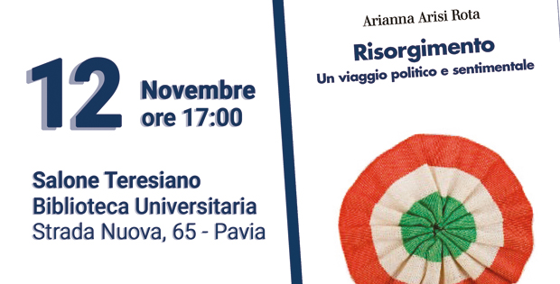 Arianna Arisi Rota, Risorgimento.