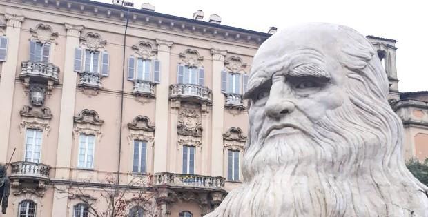 La mente vagabonda di Leonardo a Pavia