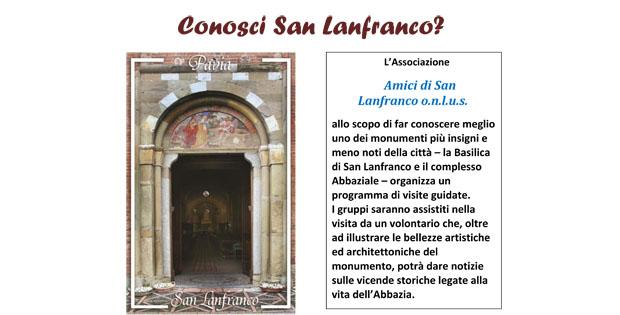 Visita guidata a San Lanfranco in Pavia