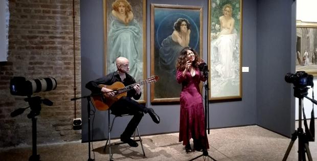 Musica in Museo - Ho visto Nina volare