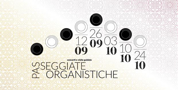 Passeggiate Organistiche 2020