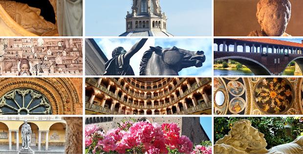 NUOVE Visite Guidate a Pavia, in Oltrepò e Lomellina
