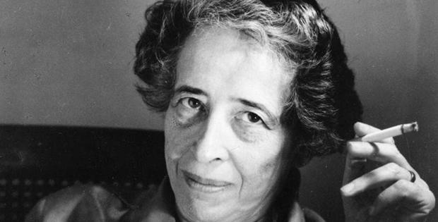 Il moderno guarda all'antico: i greci e Hanna Arendt