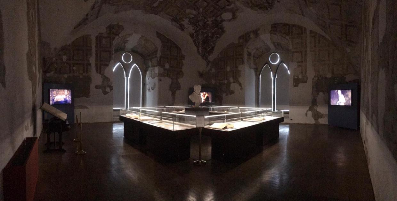 Progetto Dante - La mostra
