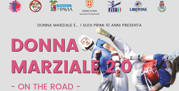 Donna Marziale 2.0 On the road  10 anni
