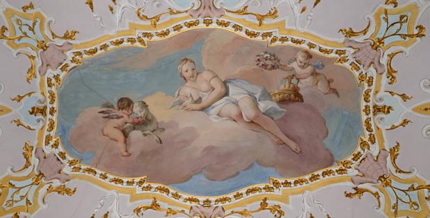 Napoleone apre le sue stanze a Palazzo Botta