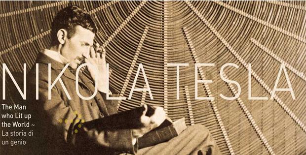 Nikola Tesla, una mostra in Università